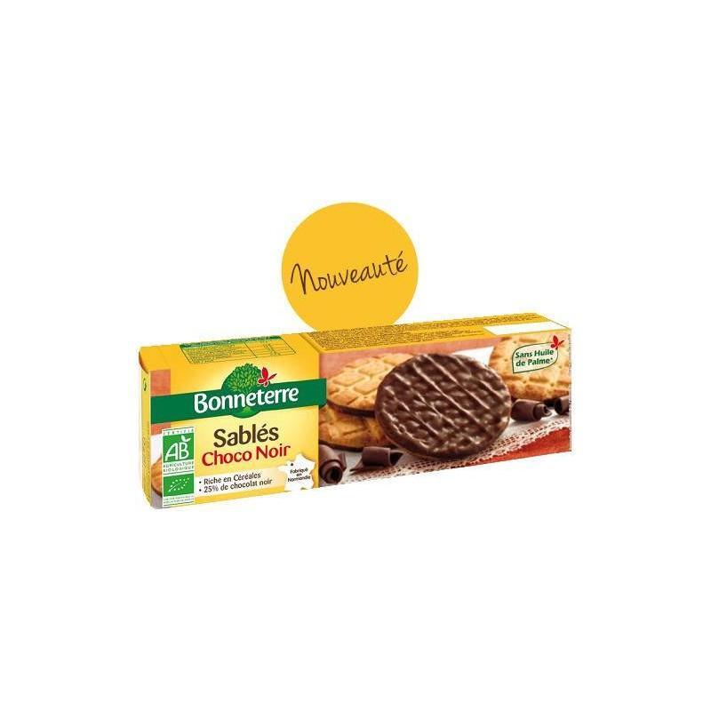 SABLES CHOCO NOIR 120G
