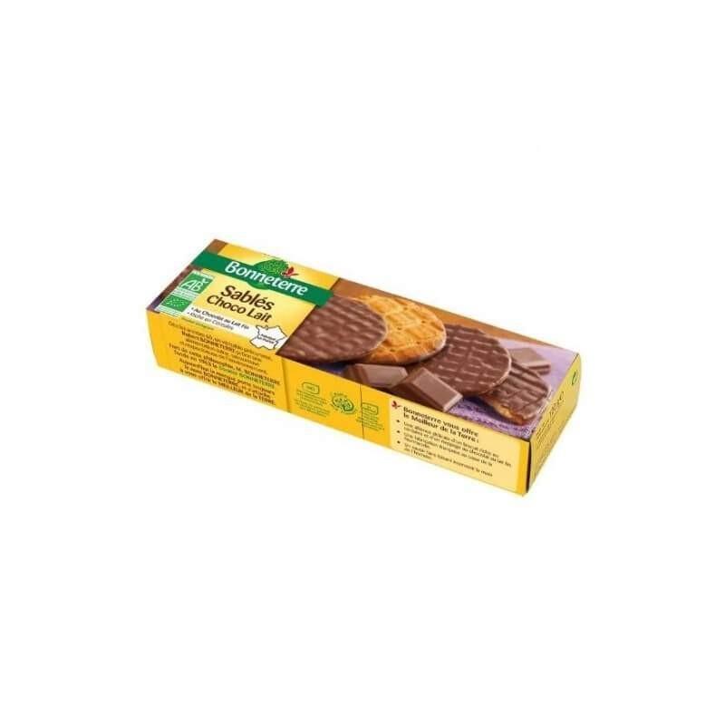 SABLES CHOCOLAT LAIT 120G