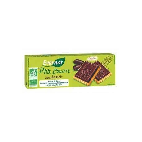P'TITS BEURRE CHOCOLAT NOIR 150G