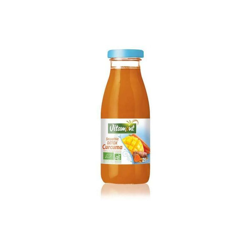 SMOOTHIE DETOX CURCUMA 25CL