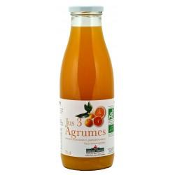 JUS 3 AGRUMES 75CL