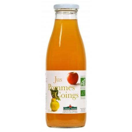 JUS POMME COING 75CL