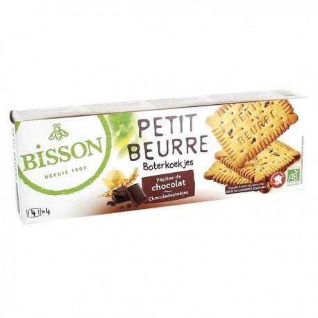 PETIT BEURRE PEPITES DE CHOCOLAT 150G