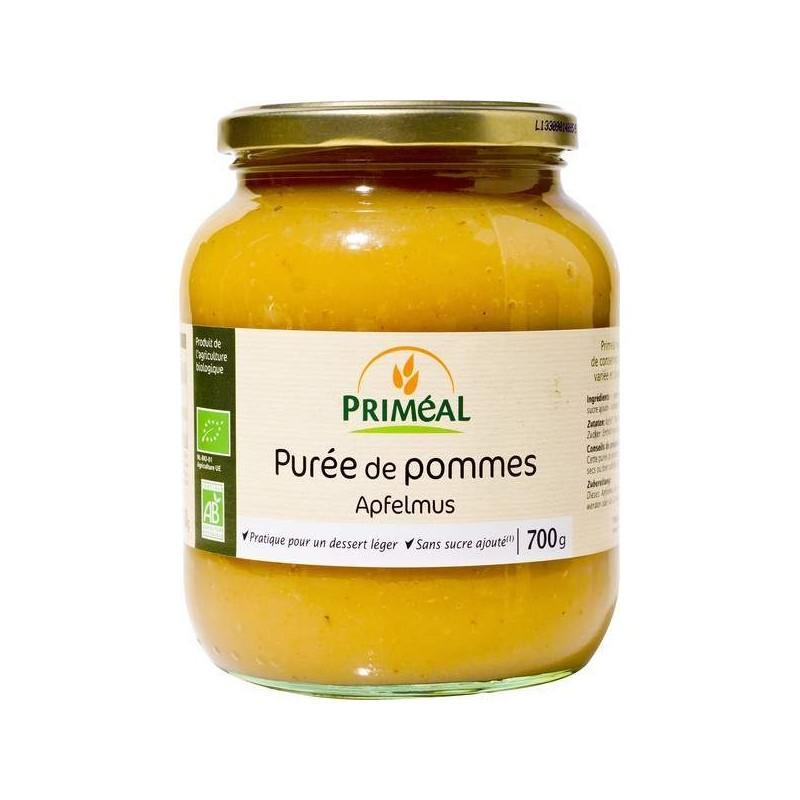 PUREE DE POMMES 700G