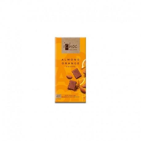 AMANDE ORANGE RICE CHOCOLAT 80G