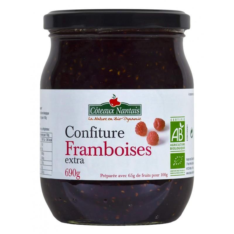 CONFITURE FRAMBOISE 690G