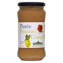 PUREE POMME COING 360G
