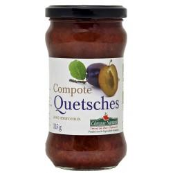 COMPOTE QUETSCHE 315G