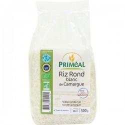 RIZ ROND BLANC DE CAMARGUE 500G