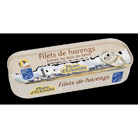 FILET DE HARENGS FUMES 150G