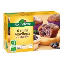Mini moelleux myrtille