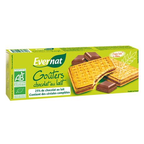 GOUTERS CHOCOLAT AU LAIT 225G