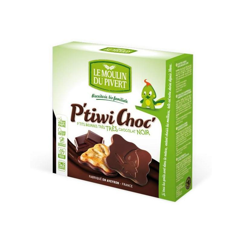 P'TIWY CHOCOLAT NOIR 125G