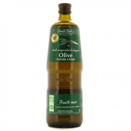 HUILE D'OLIVE VIERGE EXTRA FRUITEE MUR 1L