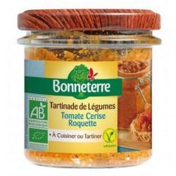 TARTINADE TOMATE ROQUETTE 135G