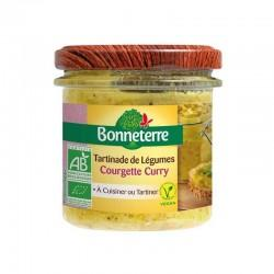 TARTINADE COURGETTE CURRY 135G