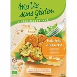 FALAFELS LEGUMES ET CURRY 150G