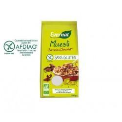 MUESLI SARRASIN CHOCOLAT 300G
