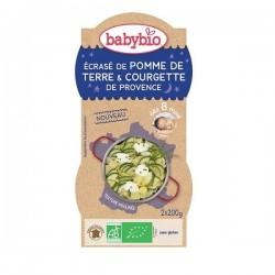BOLS PDT COURGETTE 2X200G