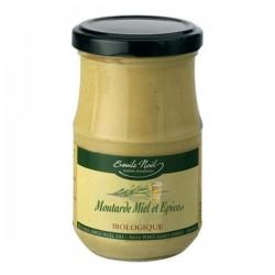 MOUTARDE MIEL/EPICES 200G