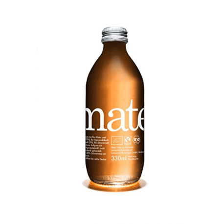 CHARITEA MATE ET THE NOIR 33CL