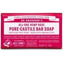 SAVON CASTILLE ROSE BRONNERS 140GR