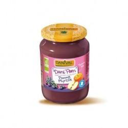 DANI POM MYRTILLE 700G | DANIVAL - PUREES DE FRUITS