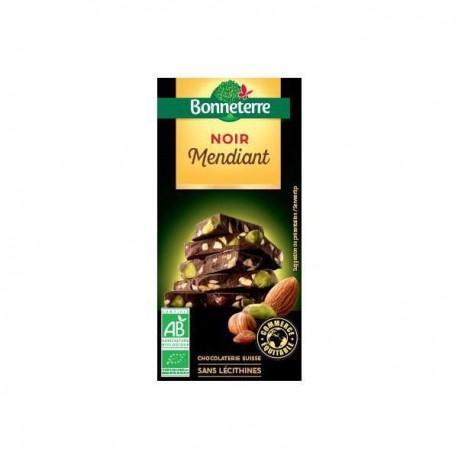 CHOCOLAT NOIR MENDIANT 100G