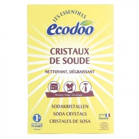 CRISTAUX DE SOUDE 500G ESSENTIEL