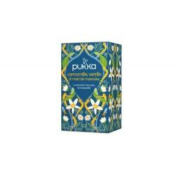 INFUSION CAMOMILLE VANILLE MIEL DE MANUKA 20INF