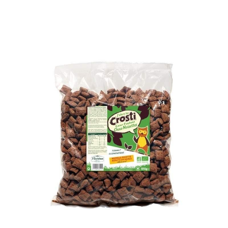 CROSTI FONDANT CHOCO/NOIS 850G