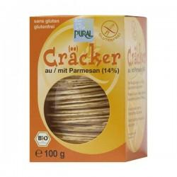 CRACKER PARMESAN 100G