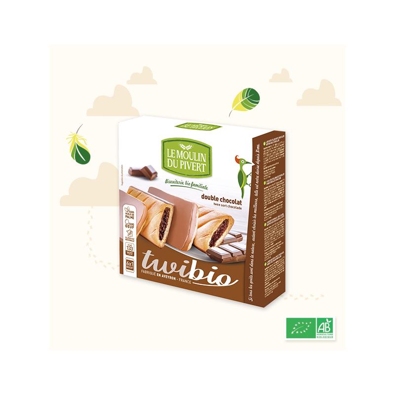 TWIBIO FOURRE CHOCOLAT NAPPE CHOCOLAT AU