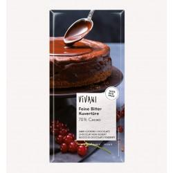 Dark Cooking Chocolate 70% Cocoa