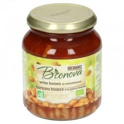 HARICOTS BLANCS SAUCE TOMATE 340G