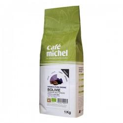CAFE BOLIVIE GRAINS 1 KG
