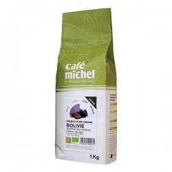 CAFE BOLIVIE GRAINS 1 KG
