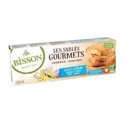 SABLES GOURMETS COCO CITRON 150G