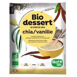 DESSERT SUCRE DE COCO CHIA VANILLE 60G