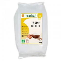 FARINE BLANCHE DE TEFF 500G