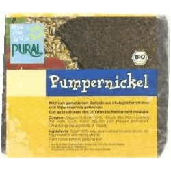 PAIN PUMPERNICKEL 375G