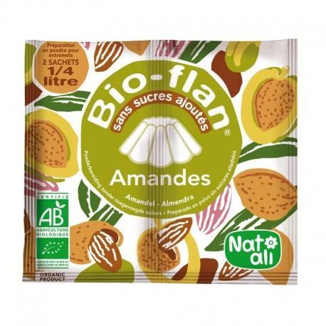 BIOFLAN A L'AMANDE SANS SUCRE 7G