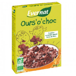 OURS'O'CHOC 250G