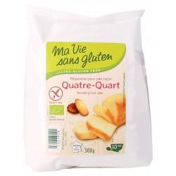 MIX CAKE FACON QUATRE QUART SS GLUTEN 30
