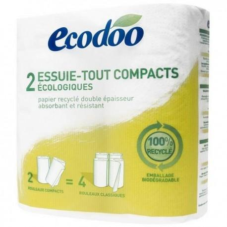 ESSUIE-TOUT COMPACT RECYCLE X2