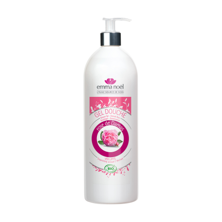 GEL DOUCHE ROSE VOLUPTE 1 L