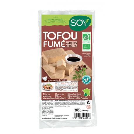 TOFOU A CUSINER FUME 2X100G CC