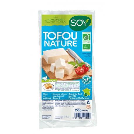 TOFU A CUISINER NATURE 250G CC