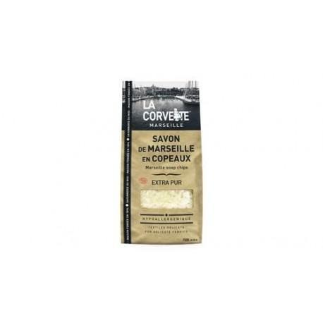 SAVON MARSEILLE COPEAUX 750G CC