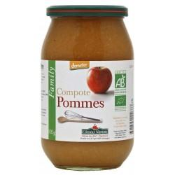 COMPOTE POMME 935G